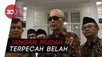 Soal Hasil Pilpres, Try Sutrisno Punya Pesan Buat Rakyat Indonesia