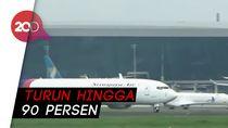 Tiket Pesawat Mahal, Permintaan Penerbangan Tambahan Turun Drastis