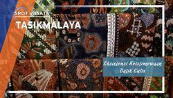 Kerajinan Batik Tulis Asal Tasikmalaya