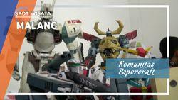 Komunitas Papercraft Malang, Jawa Timur