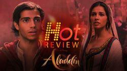 Aladdin, Adaptasi Menyenangkan dengan Visual yang Membius