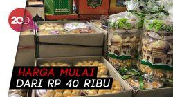 Berburu Kue Lebaran di Pasar Senen Blok III