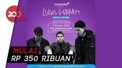 Catat! Tiket Konser Lukas Graham di Jakarta Dijual 27 Mei 2019
