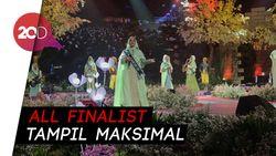 Isyana dan Vidi Aldiano Meriahkan Grand Final Sunsilk Hijab Hunt 2019