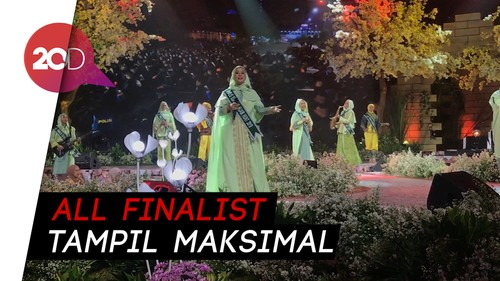 Isyana dan Vidi Aldiano Meriahkan Grand Final Sunsilk Hijab Hunt 2019