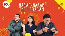 NGOBS KUY! Harap-harap THR Lebaran