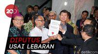 Tahapan Penanganan Gugatan BPN Prabowo-Sandi di MK
