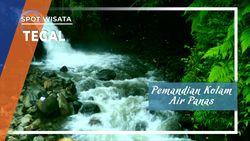 Memanjakan Diri di Pemandian Kolam Air Panas Guci Tegal , Jawa Tengah