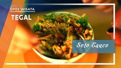 Soto Tauco Kuliner Khas Pasar Senggol Tegal