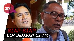 Adu 'Sakti' Pendekar Hukum di Kubu Jokowi-Amin Vs Prabowo-Sandi