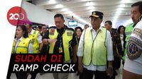 Cek Bandara Soetta, Menhub: Pesawat Siap Untuk Mudik!