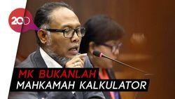 Pernyataan BW soal Mahkamah Kalkulator Dinilai Kurang Elok