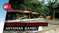 Remaja Islam Sunda Kelapa Renovasi Pesantren Ibtidaul Hasan