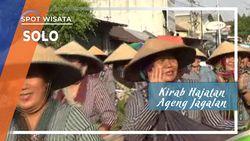 Kirab Hajatan Ageng Jagalan, Solo