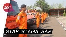 Basarnas Siaga Personel Selama Operasi Lebaran 2019