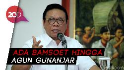 Mau Tahu Kader Usulan Golkar untuk Pimpin DPR/MPR?
