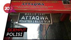 Mengintip Ponpes Cianjur, Usai Pimpinannya Diamankan Polisi