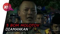 Miris! Peserta SOTR di Pulogadung Tertangkap Bawa Molotov