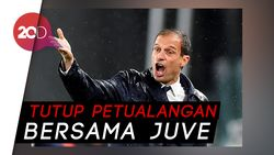 Sampdoria Rusak Salam Perpisahan Allegri Bersama Juventus