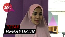 Tantangan Cinta Penelope Jalani Ramadhan saat Kanker