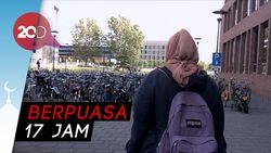 Pengalaman Pertama Berpuasa di Belanda, Jauh dari Keluarga