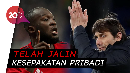 Lukaku dan Conte Merapat ke Inter Milan?