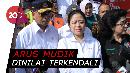 Saat Tiga Menteri Jokowi Pantau Arus Mudik di Pelabuhan Merak