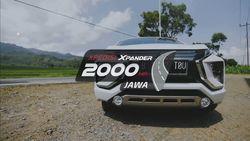 Xpedisi Xpander 2000 Km Jawa, Uji Performa Xpander di Jalur Mudik