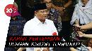 Soal Rencana Pertemuan dengan Jokowi, Prabowo: Semua Ada Waktunya