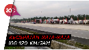 H-1 Lebaran, Ruas Tol Trans Sumatera Lancar