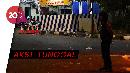 Kronologi Lengkap Bom Bunuh Diri di Pospol Kartasura