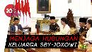 Momen AHY dan Ibas Silaturahmi ke Jokowi di Istana