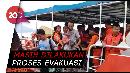 Angkut 500 Pemudik, Kapal KMP Mutiara Kandas di Pulau Rimau Balak