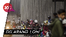 Lalin Lancar, Pemudik Malah Berhenti di Terowongan Nagreg