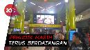 Sejak Lebaran, 78.004 Pemudik Tiba di Jakarta via Stasiun Gambir