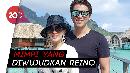 Intip Liburan Syahrini ke Bora Bora Bersama Suami