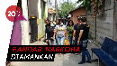 Polisi Gerebek Kampung Bahari Jakut, Sita Ribuan Ekstasi