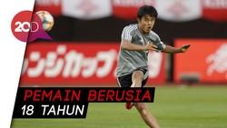 Real Madrid Datangkan Messi dari Jepang, Takefusa Kubo