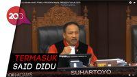 Ada 14 Saksi Prabowo yang Diputuskan MK