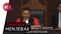 Dinilai Beri Pertanyaan Jebakan ke Saksi, Tim Jokowi Ditegur Hakim MK