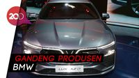 Melihat Kemewahan Mobnas Vietnam, Mirip BMW?