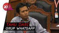 Saksi Prabowo Paparkan Deklarasi Bupati Karanganyar Dukung Jokowi