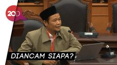 Saksi Tim Prabowo Ngaku Diancam, Tapi Tak Terkait Sidang