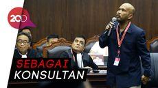 Saksi ke-2 Prabowo Pembuat Software dan Konsultan Database