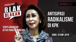 Tonton Blak-blakan Pansel Capim KPK Antisipasi Radikalisme