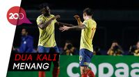 Kolombia Jadi yang Pertama Lolos ke Perempatfinal Copa America