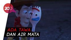Petualangan Baru Woody yang Penuh Kejutan di Toy Story 4
