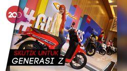 Kenalkan Honda Genio, Skutik Casual Fashionable Bermesin 110cc