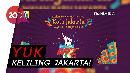 HUT DKI Jakarta, Gratis Naik Transjakarta dan Masuk Museum!