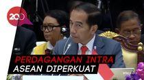 Jokowi Antisipasi Dampak Perang Dagang AS-China